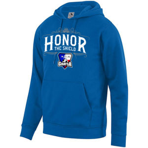 Honor - Youth Fleece Hoodie Thumbnail