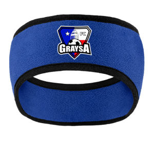 Arsenal - Port Authority® Two-Color Fleece Headband  Thumbnail
